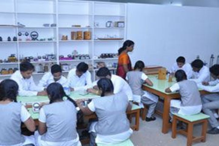 The City Central School-Physics Lab