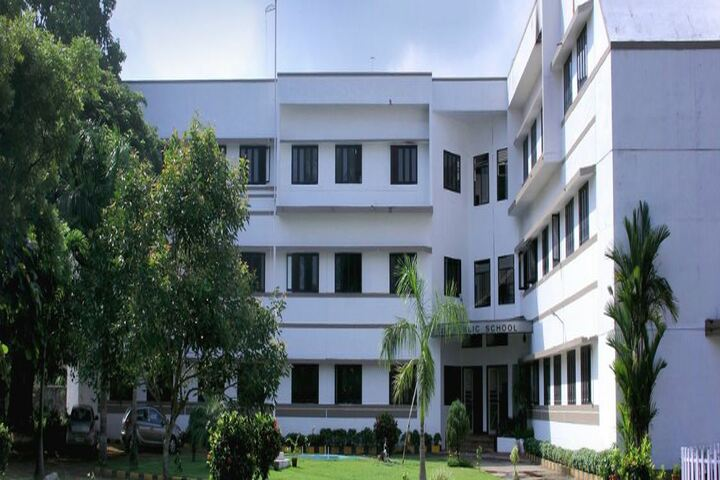The Dawn Public School-Campus View