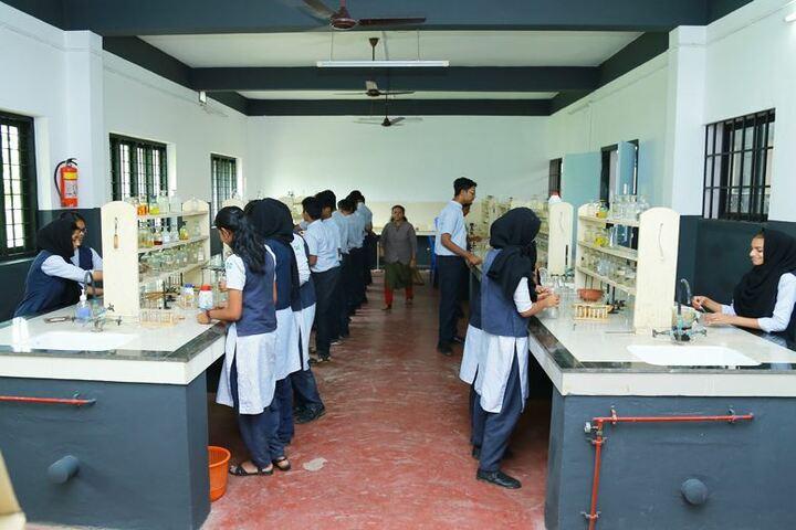 The Dawn Public School-Chemistry Labs