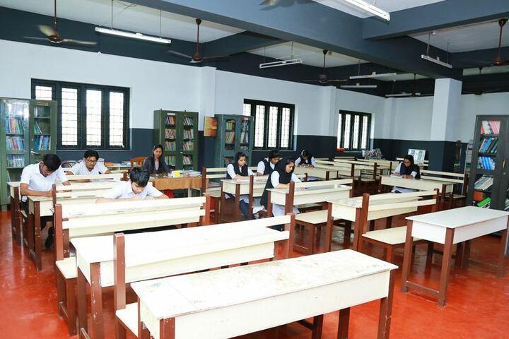 The Dawn Public School-Library