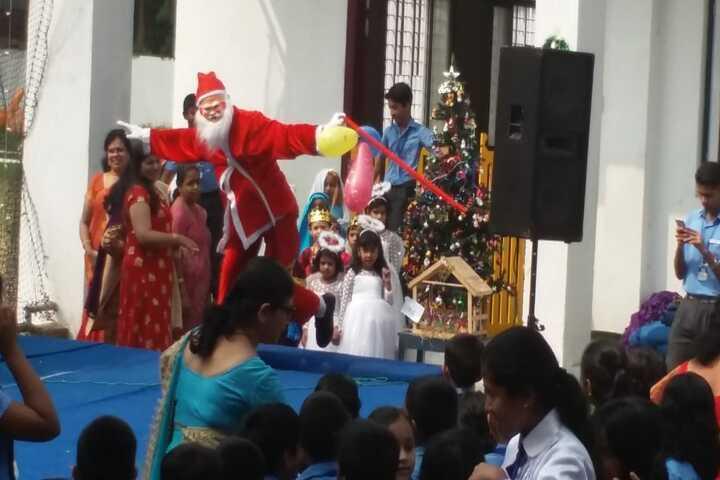 The Delta Study-Christmas Celebrations