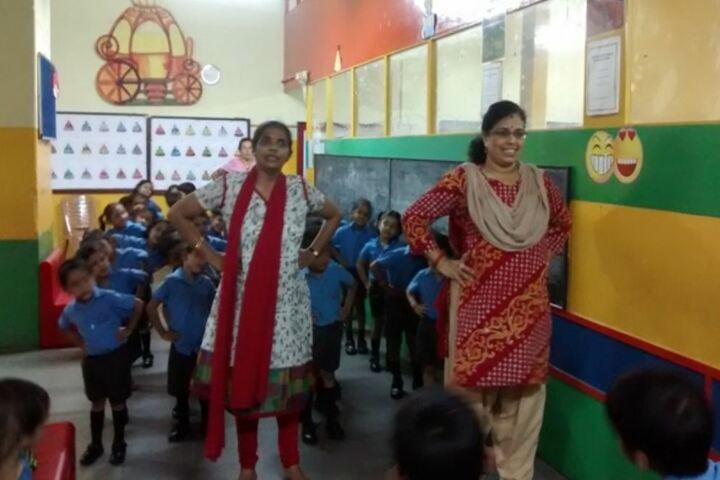 The Delta Study-Kindergarten