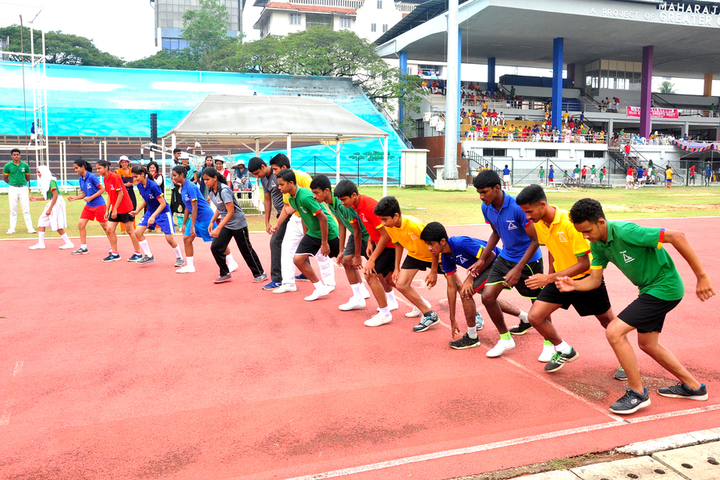 The Delta Study-Sports Day