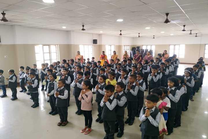 The Elegant Public School-Assembly