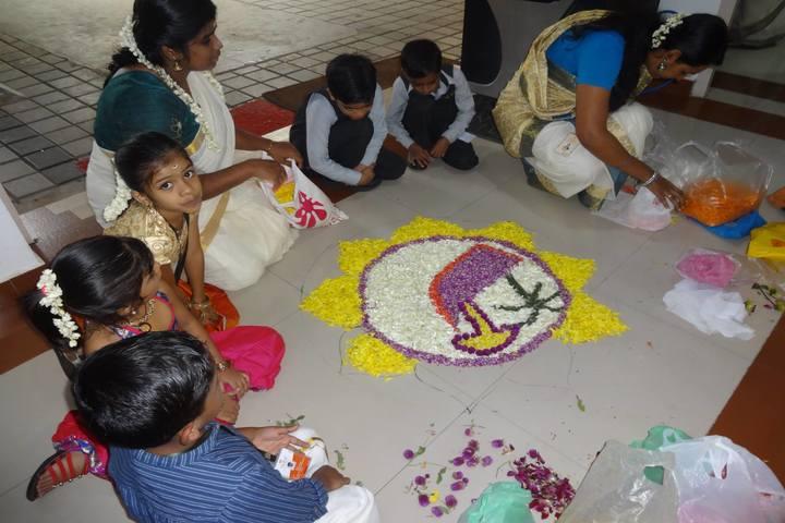 The Elegant Public School-Festival Celebrations