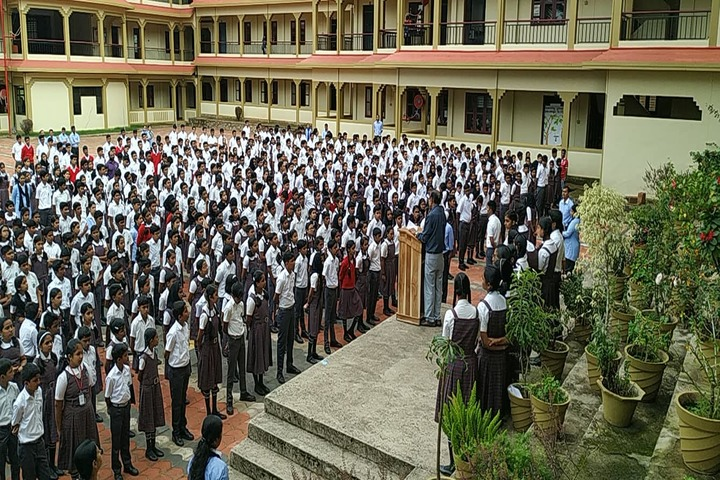 The Green Hills Public School-Assembly