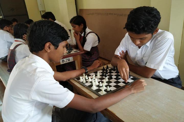 The Green Hills Public School-Indoor Games