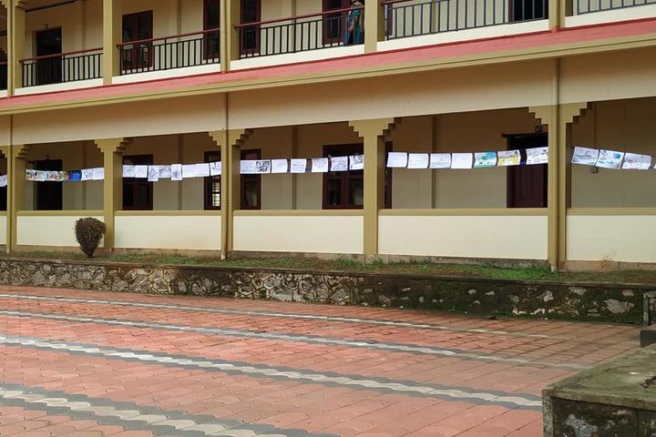 The Green Hills Public School-Campus