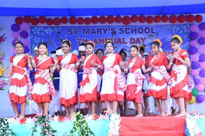 St Marys School-Annual Day