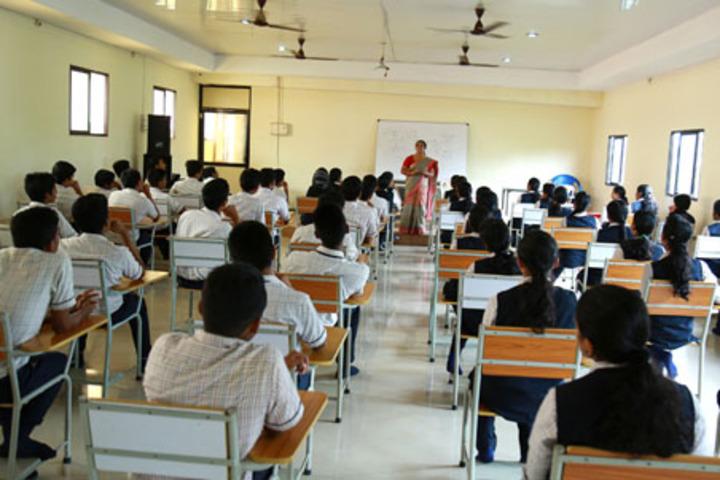 The Sacred Heart Public School-Class Room