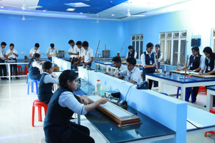 The Sacred Heart Public School-Physics Lab