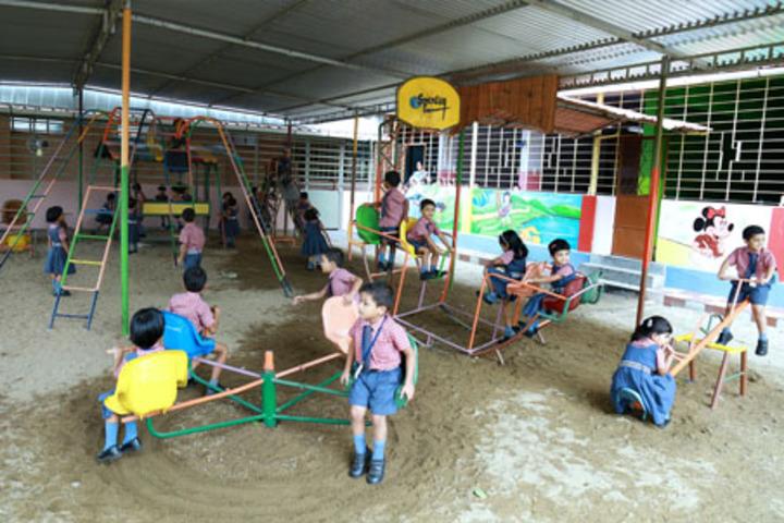 The Sacred Heart Public School-Play Area