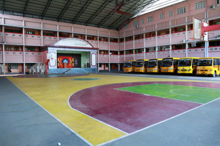 The Sacred Heart Public School-Play Ground
