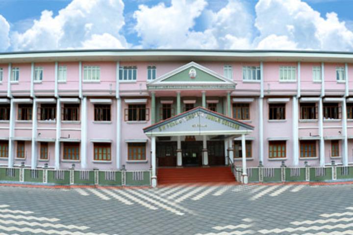 The Sacred Heart Public School-School Building