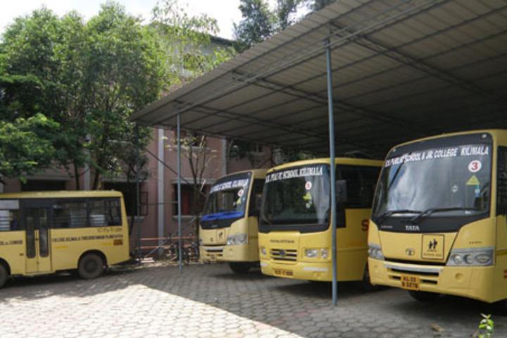 The Sacred Heart Public School-School Transport