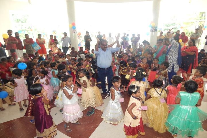 The Sobha Academy-Activity