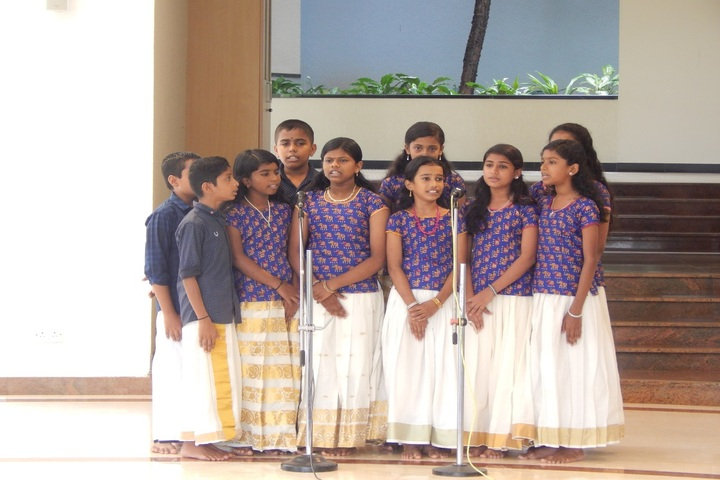 The Sobha Academy-Group Song