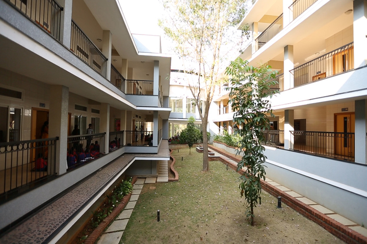 The Sobha Academy-Inner Campus