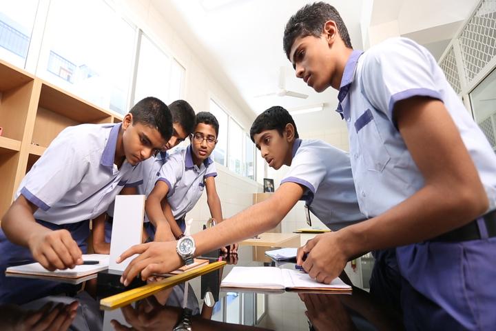 The Sobha Academy-Physics Labs