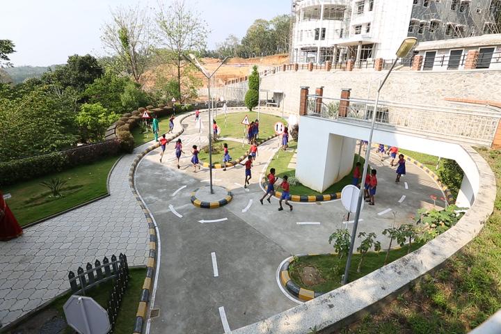 The Sobha Academy-School Area