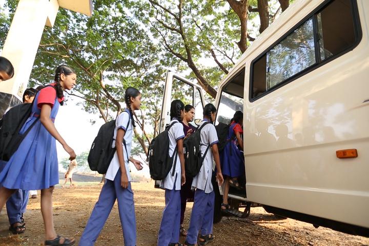 The Sobha Academy-Transport