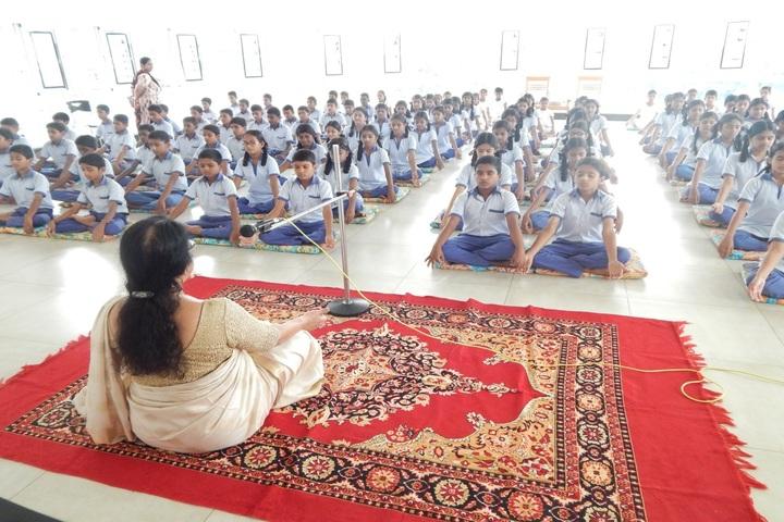 The Sobha Academy-Yoga