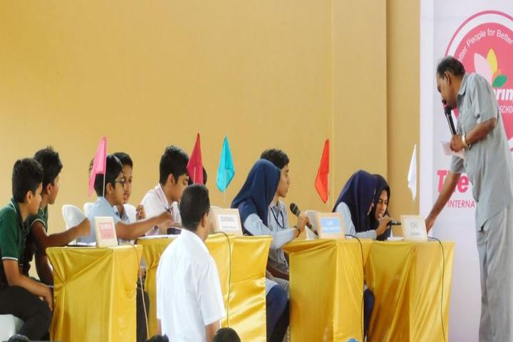 The Springs International Schools-Quiz Competition