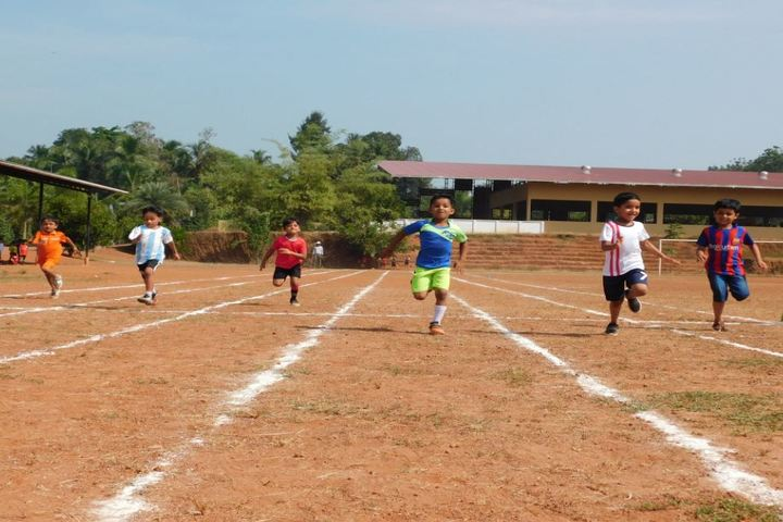 The Springs International Schools-Sports Day