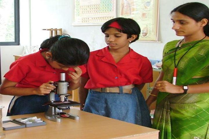 The Village International School-Bio Labs
