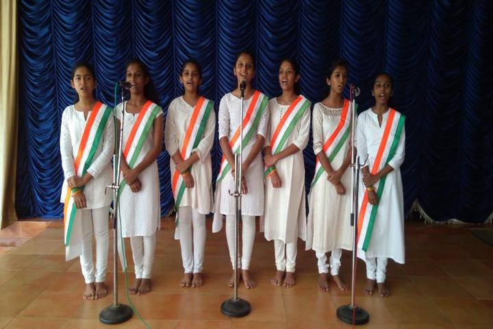 The Village International School-Group Song