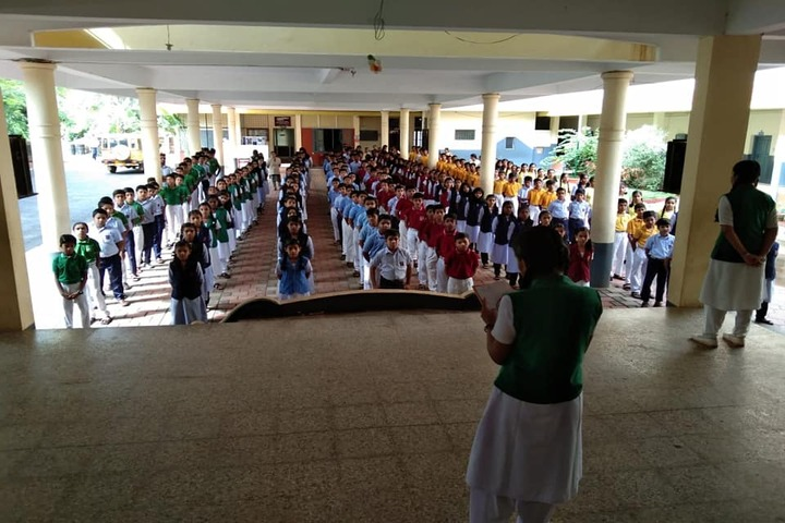 Thuchathacharya Vidyalayam-Assembly