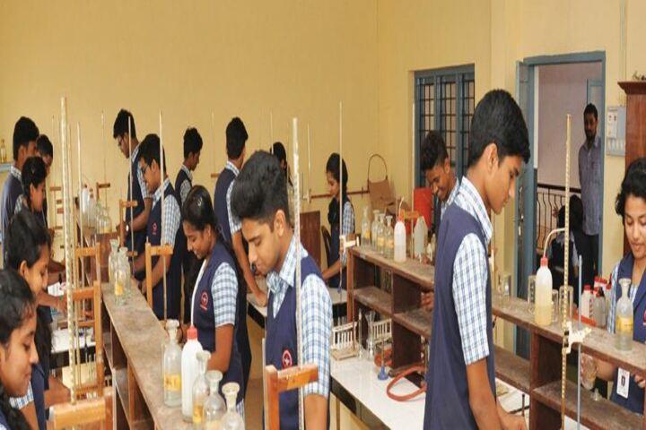 Thuchathacharya Vidyalayam-Chemistry Labs