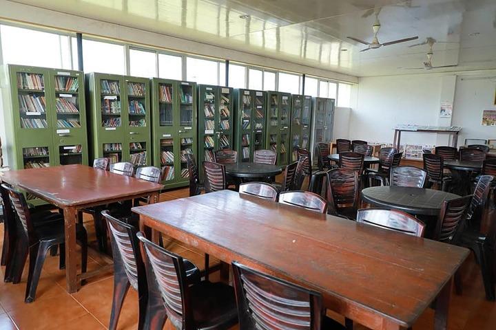 Thuchathacharya Vidyalayam-Library