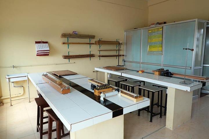 Thuchathacharya Vidyalayam-Physics Labs