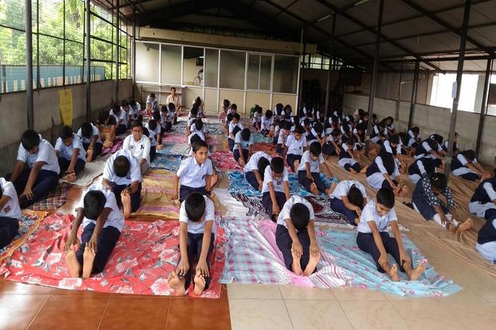 Thuchathacharya Vidyalayam-Yoga