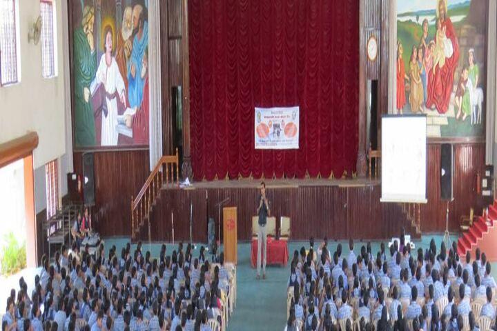 Toc H Public School-Auditorium