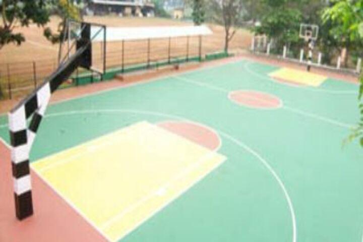Toc H Public School-Basketball Court
