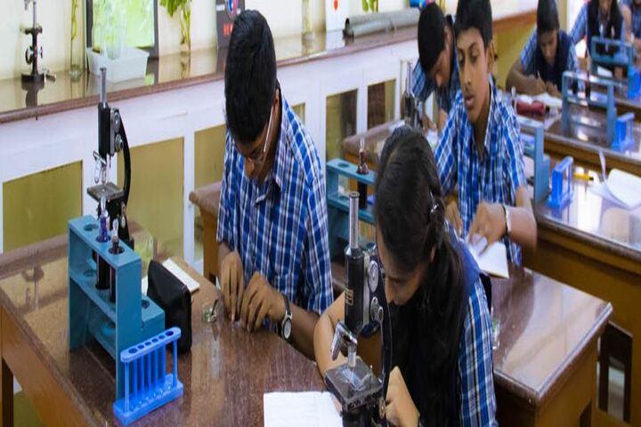 Toc H Public School-Bio Labs