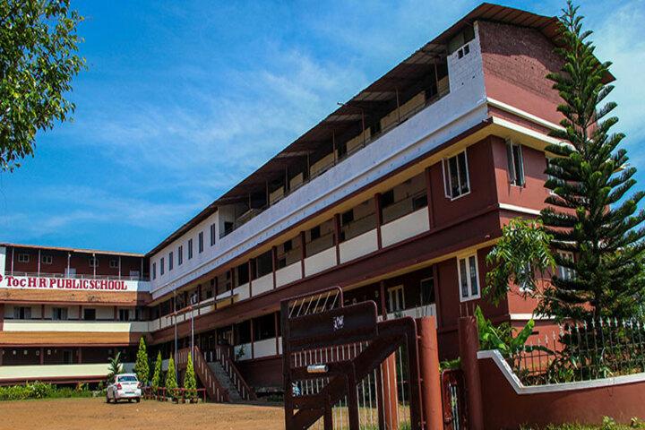 Toc H Public School-Campus View
