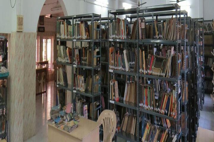 Toc H Public School-Library