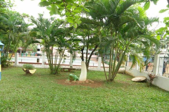 Toc H Public School-School Lawn