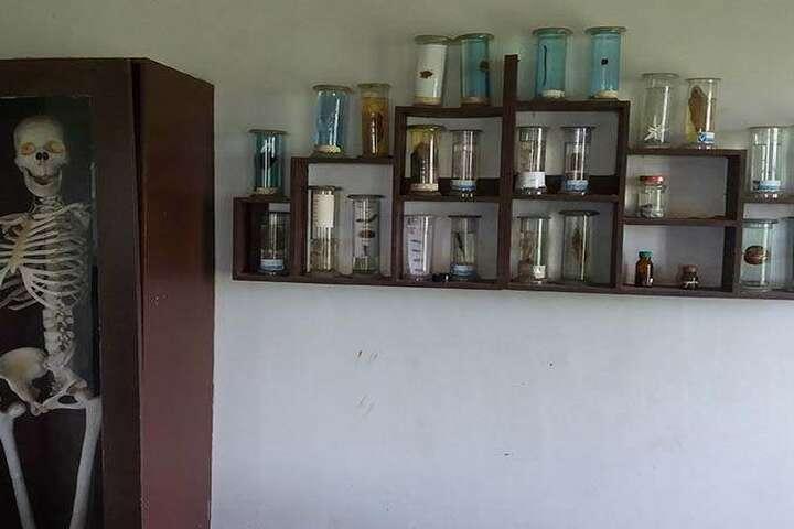 Toch Residential Public School-Biology lab