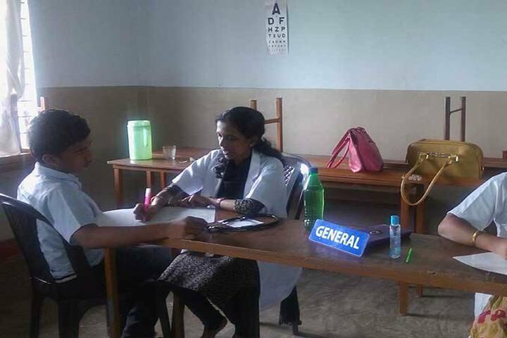 Toch Residential Public School-Health checkup