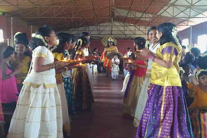 Toch Residential Public School-Onam Celebrations