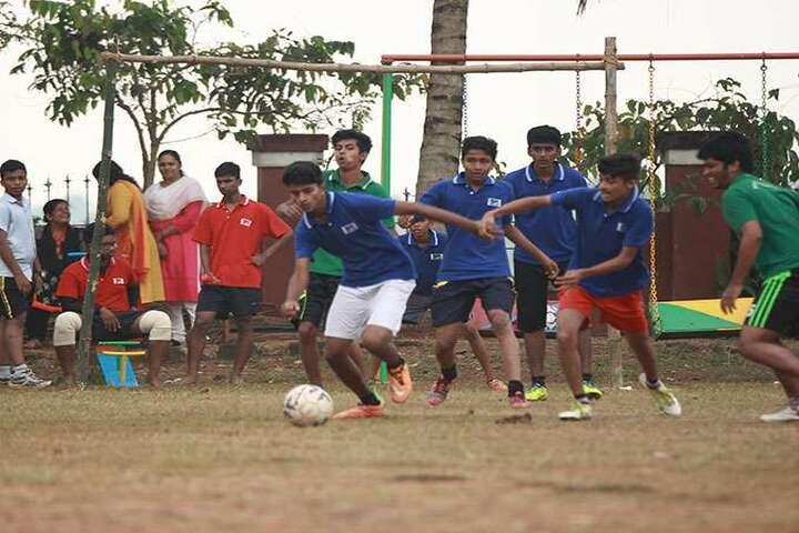 Toch Residential Public School-Sports