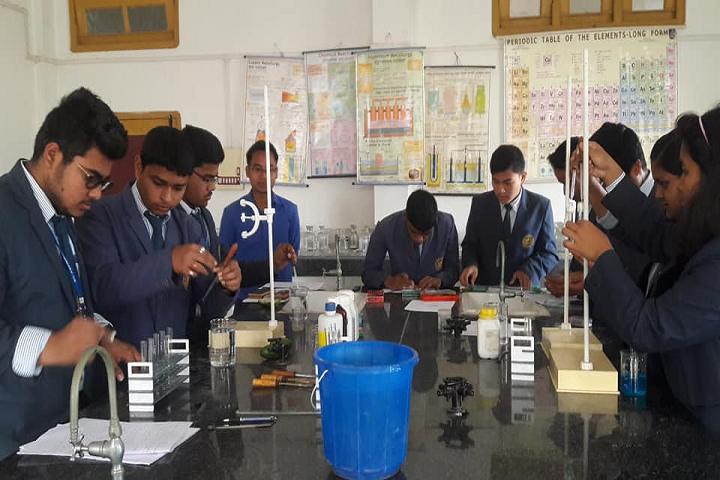 St Xavier s Public School- Chemistry Lab