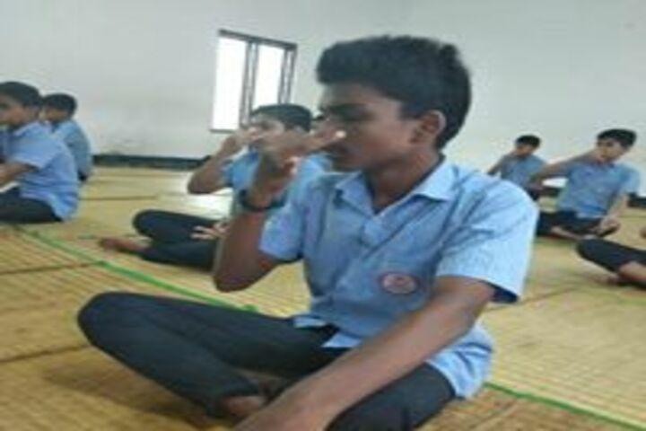 Umariyya Public School - Yoga
