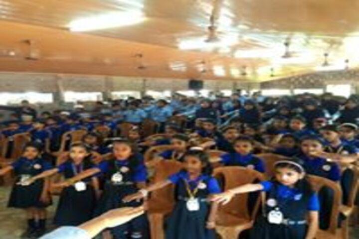Umariyya Public School - prayer