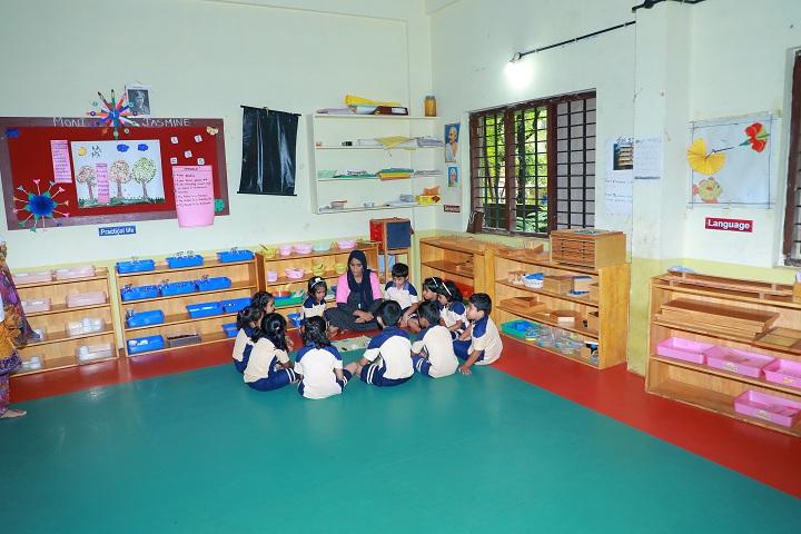 Umeri English School- Nursery Classroom
