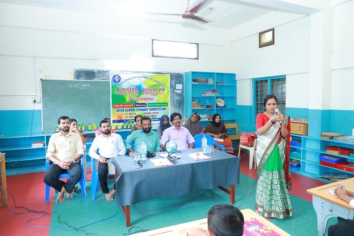 Umeri English School- Workshop